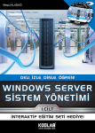 Mesut Aladağ, Windows Server Sistem Yönetimi 1. Cilt