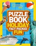 National Geographic, Puzzle Book Holiday: Brain-tickling quizzes, sudokus, crosswords and wordsearches