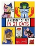 Nia Gould, A History of Art in 21 Cats: From the Old Masters to the Modernists, the Moggy as Muse: an illustrat