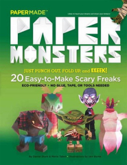Papermade, Paper Monsters