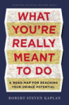 Robert Steven Kaplan, What Youre Really Meant to Do: A Road Map for Reaching Your Unique Potentia