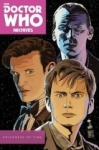 Scott Tipton, Doctor Who Archives: Prisoners of Time Omnibus