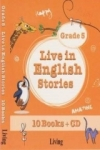 Seval Deniz, Grade 5 Live in English Stories-10 Books CD