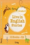 Seval Deniz, Grade 8 Live in English Stories-10 Books CD