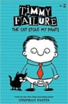 Stephan Pastis, Timmy Failure: The Cat Stole My Pants