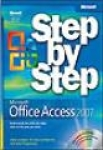 Steve Lambert, Microsoft® Office Access 2007 Step By Step