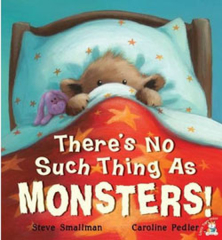Steve Smallman, Theres No Such Thing As Monsters