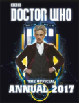 Various, Doctor Who: The Official Annual 2017