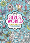 Various, Girls World: Doodling and Colouring