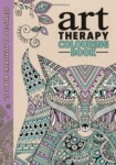 Various, The Art Therapy Colouring Book