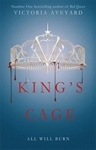 Victoria Aveyard, Kings Cage (Red Queen Book 3)