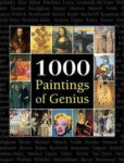 Victoria Charles, 1000 Paintings of Genius (Book Collection)