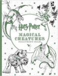 Warner Brothers, Harry Potter Magical Creatures Colouring Book