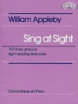 William Appleby, Sing At Sight: 160 Easy Graded Sight-reading Exercises