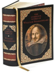 William Shakespeare, The Complete Works of William Shakespeare (Barnes & Noble Leatherbound Classic Collection)