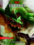wizards of the coast, Dungeons & Dragons Starter Box (D&d Boxed Game)