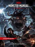 wizards of the coast, Monster Manual: A Dungeons & Dragons Core Rulebook (Dungeons & Dragons Core Rulebooks)