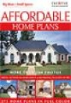 , Affordable Home Plans