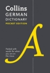 , Collins German Dictionary Pocket Edition: 40,000 words and phrases in a portable format (Collins Poc