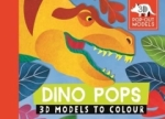 , Dino Pops: 3D Models to Colour