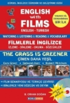 , English with Films The Grass is Greener-Dvd Film ile Birlikte