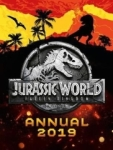 , Jurassic World Fallen Kingdom Annual 2019