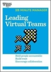, Leading Virtual Teams (HBR 20-Minute Manager Series)