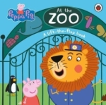 , Peppa Pig: At the Zoo: A lift-the-flap book (Peppa Pig Lift the Flap Book)