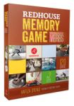 , Redhouse Memory Game - Verbs