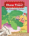 , Show Time Level 1-The Enormous Turnip-Workbook