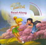 , Tinker Bell Read-Along Storybook and CD